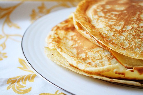 Pancakes with milk, pancakes recipe with milk