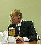 What drink our policies: Putin likes beer, deputies - whiskey