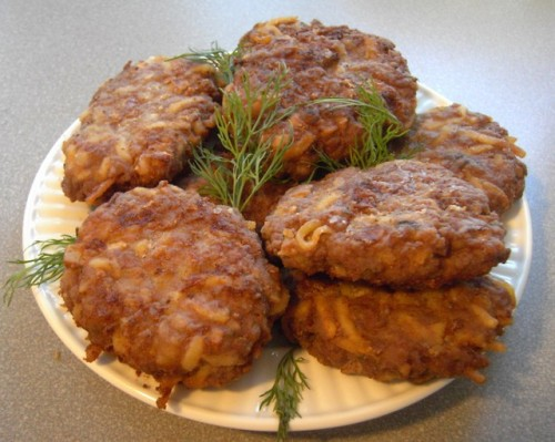picture - Homemade burgers easiest recipe