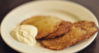 picture - Pancakes with cottage cheese in Ukrainian