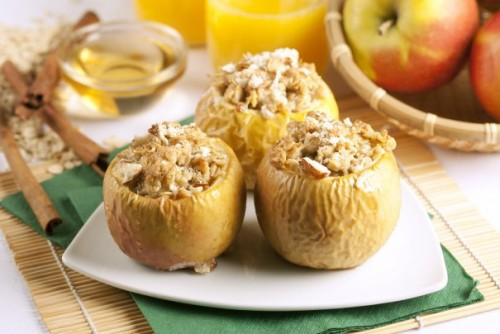 Stuffed apples: the best recipes