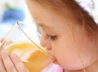 Fruit juices destroy tooth enamel