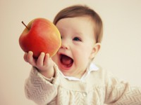 Fruits in the diet of the child from one year to 1.5 years