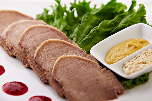Beef tongue - the correct cooking recipes and delicious dishes