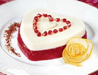 picture - Pomegranate jelly