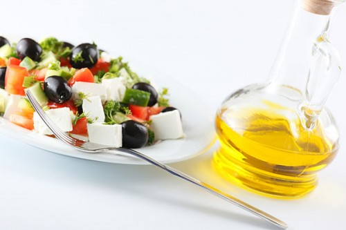 Greek salad - 4 interesting variant of your favorite snacks