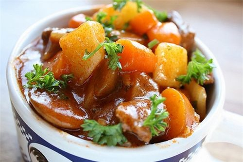 picture - Irish stew