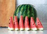 How to choose a delicious watermelon and ripe melon