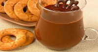 picture - Pudding chocolate