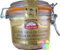 Canned foie Gras