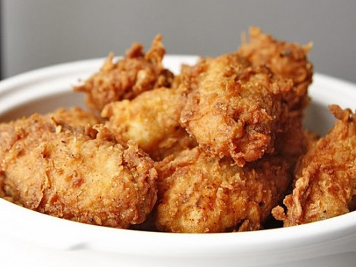 Chicken wings, breaded 3 secret recipe
