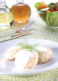 Chicken cutlets steam