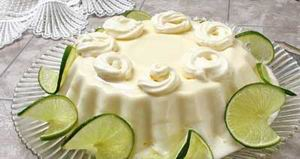 picture - Lime mousse