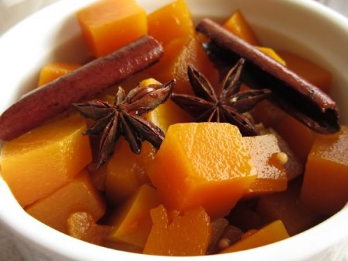 picture - Pickled pumpkin