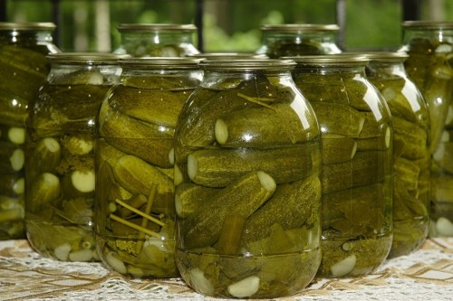 Pickles - a favorite snack recipes