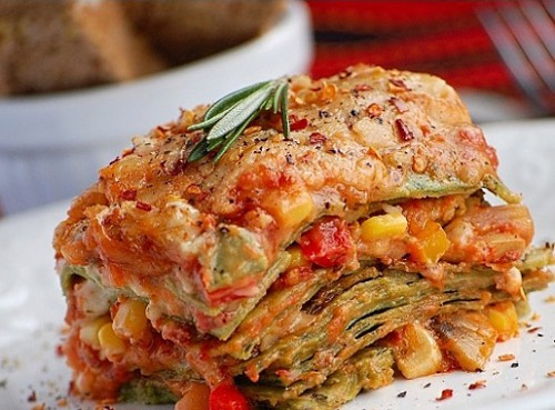 Meat Lasagna: 6 recipes