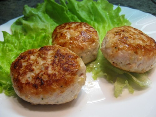 picture - Meat patties - 3 Simple recipe