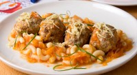 "picture - Meat balls ""in Italian"""
