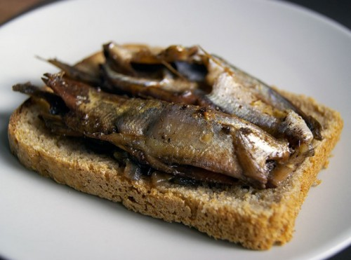 picture - Capelin - recipes for a small, but intense fish