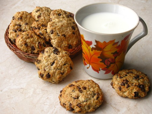 picture - Cookies with dried fruit: 4 useful recipe