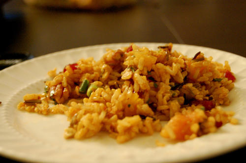 picture - Pilaf, video recipe