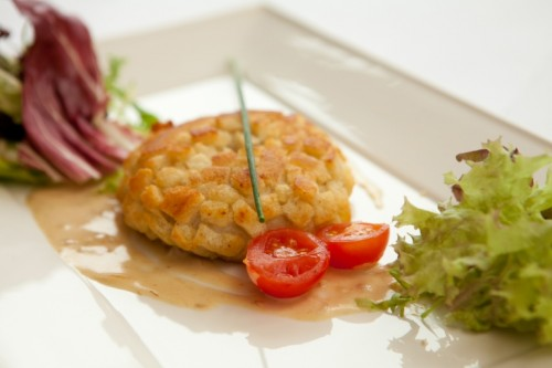picture - Pozharsky cutlets - step-by-step recipe and details of making