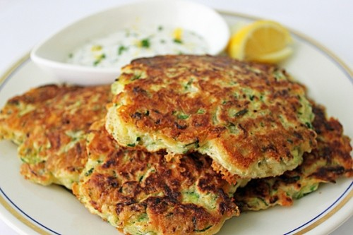 Just a second dish of zucchini - recipes