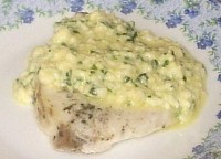 Fish with egg in Polish