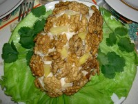 "picture - Salad ""Ananasik"""