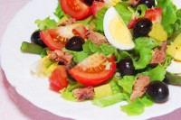 "picture - Tuna salad ""nikuaz"""