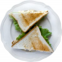 The egg salad