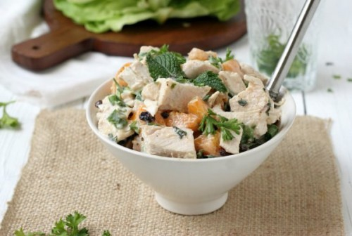 Salad with turkey fillet: 5 recipes