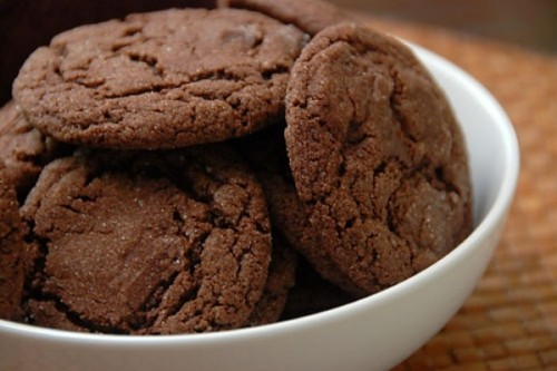 Chocolate cookies: 3 ideas for a quick dessert