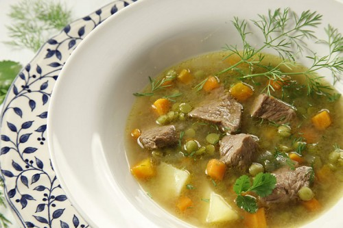 Soups Beef: 6 recipes