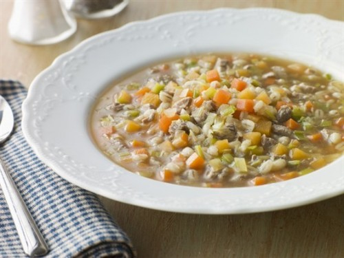 Soup with pearl barley: 7 best recipes