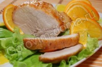 Pork in baskets of vermicelli