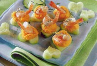Appetizer shrimp